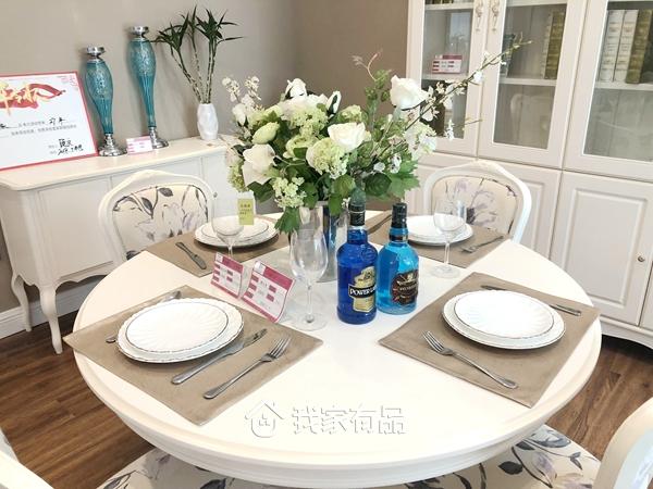 法式|欧式餐厅|欧式餐桌