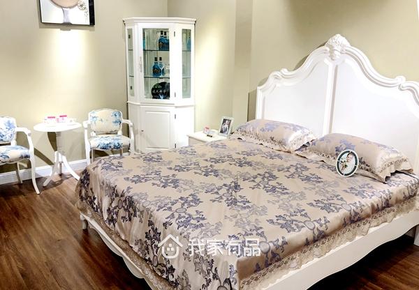 法式卧室|法式软床|欧式卧室