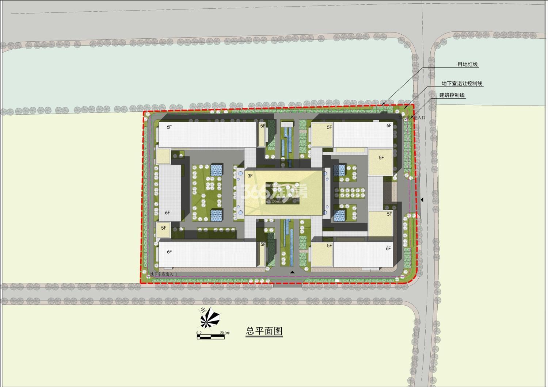 南京空间大数据产业基地效果图