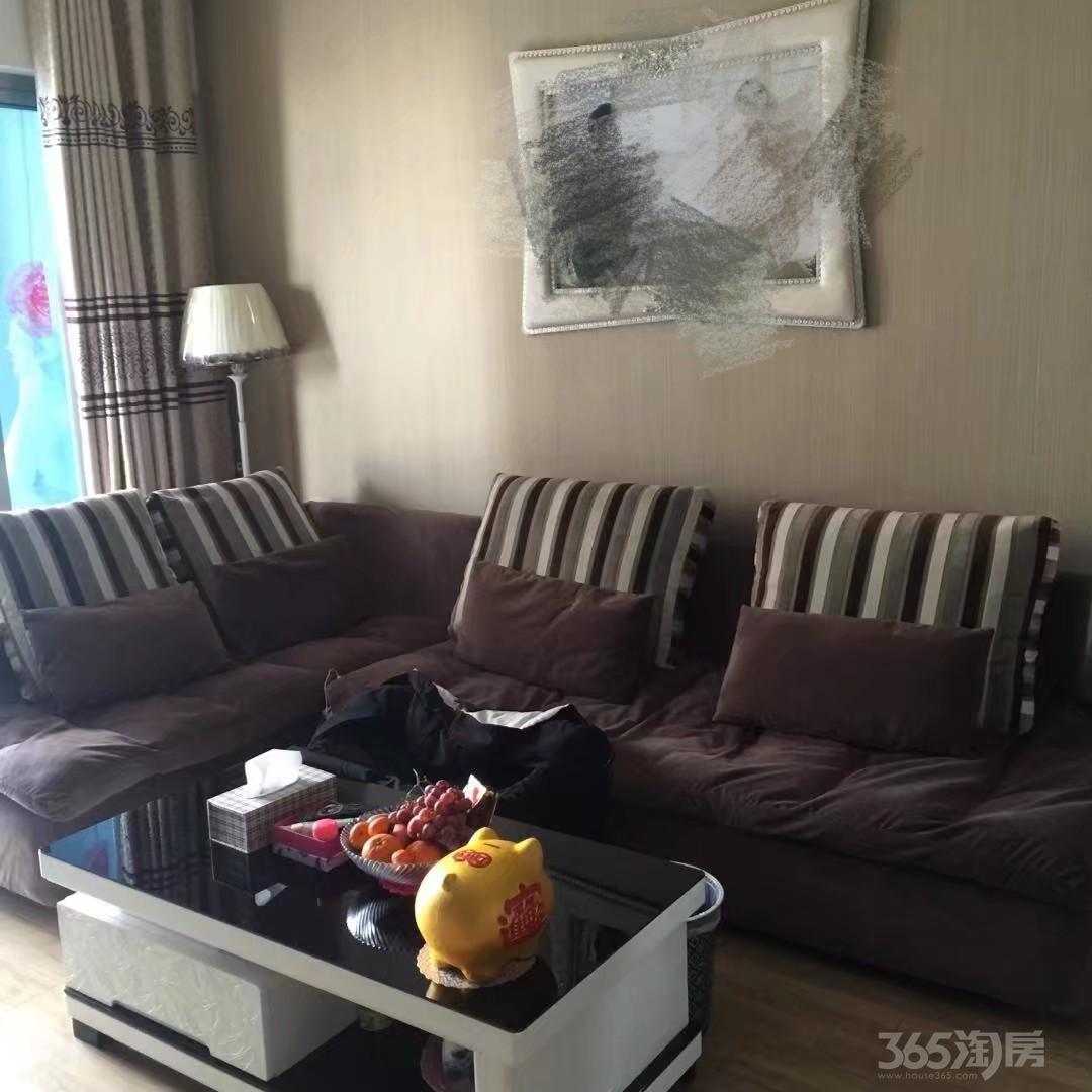 碧桂园3室2厅1卫88.66平米2014年产权房精装