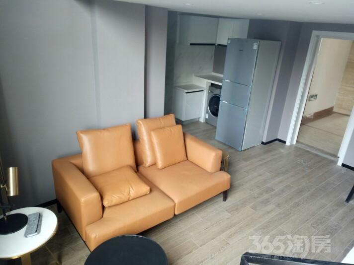 钱塘和润园1室1厅1卫56平米2013年产权房豪华装