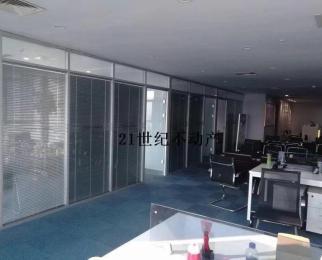 地铁口 河西万达 5A写字楼 精装修办公 含家具 有钥 临慧