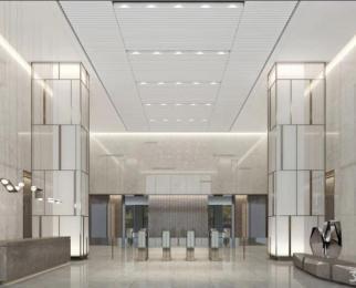 银城物业9米大堂4米层高 天元路地铁口 百家湖景枫太阳城