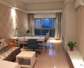 奥体 嘉业国际城精装单室套 温馨舒适 品牌家具 拎包入住