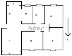 景江东方+精装大三房好楼层+诚心卖好户型+二十九中学区+看房方便