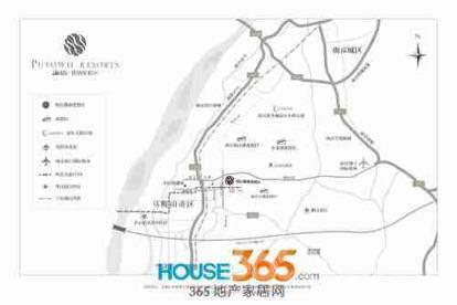 海信濮塘度假区6室3厅5卫220平米毛坯产权房2016年建