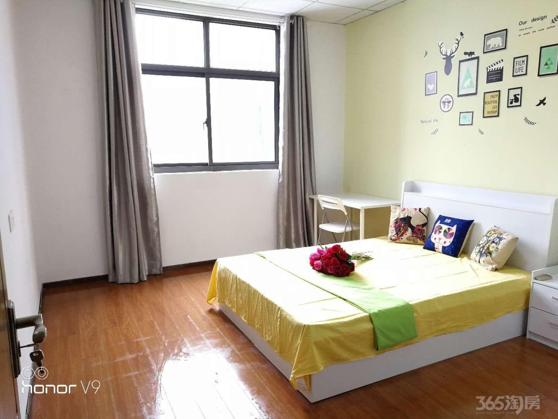 【合租】中泰国际广场4室1厅
