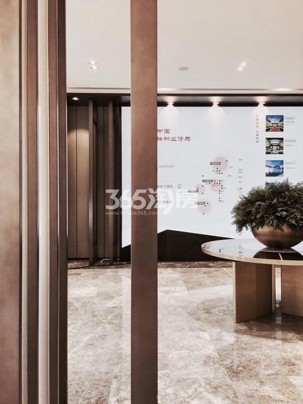 时代城营销中心实景(2018.3)