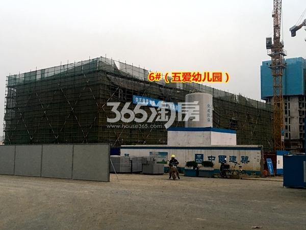 启迪协信无锡科技城A地块6#楼工程实景(2017.11摄)
