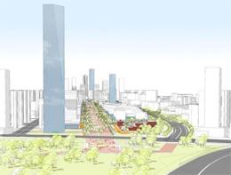 超赞!南部新城最新规划、效果图曝光