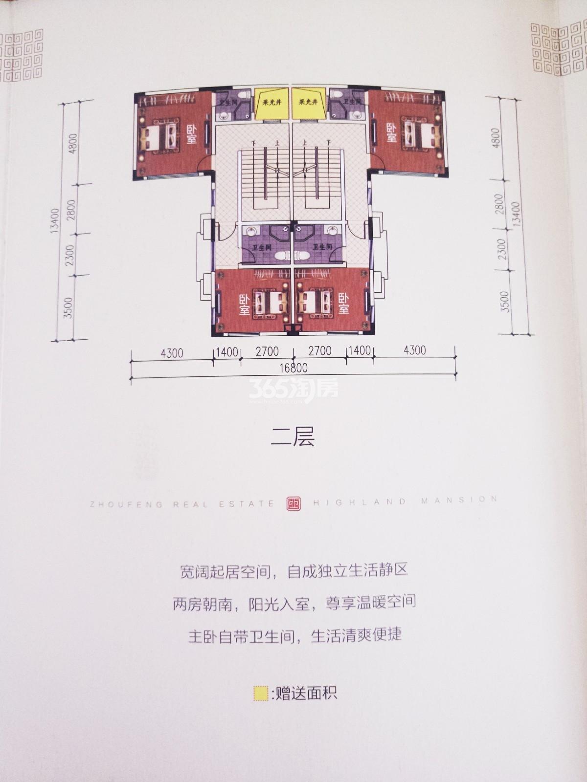 二层展示图