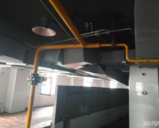 鼓楼地铁口临街商铺 可餐饮 高端品牌 燃气 可分租 30米大门头