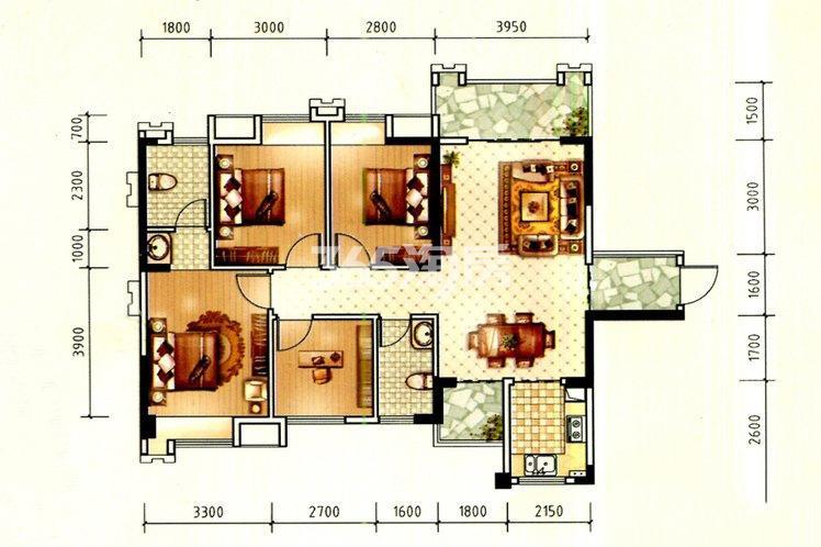 东峰国际公寓