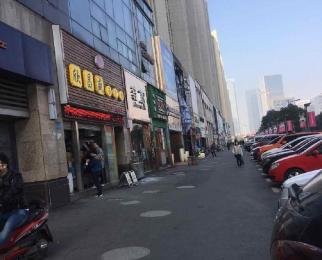 紫峰大厦底商 沿街商铺 交通便利 超大人留量 看房方便 诚