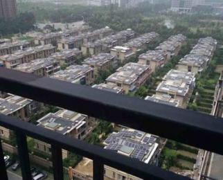 中海滨湖公馆4室2厅2卫113平米毛坯产权房2016年建