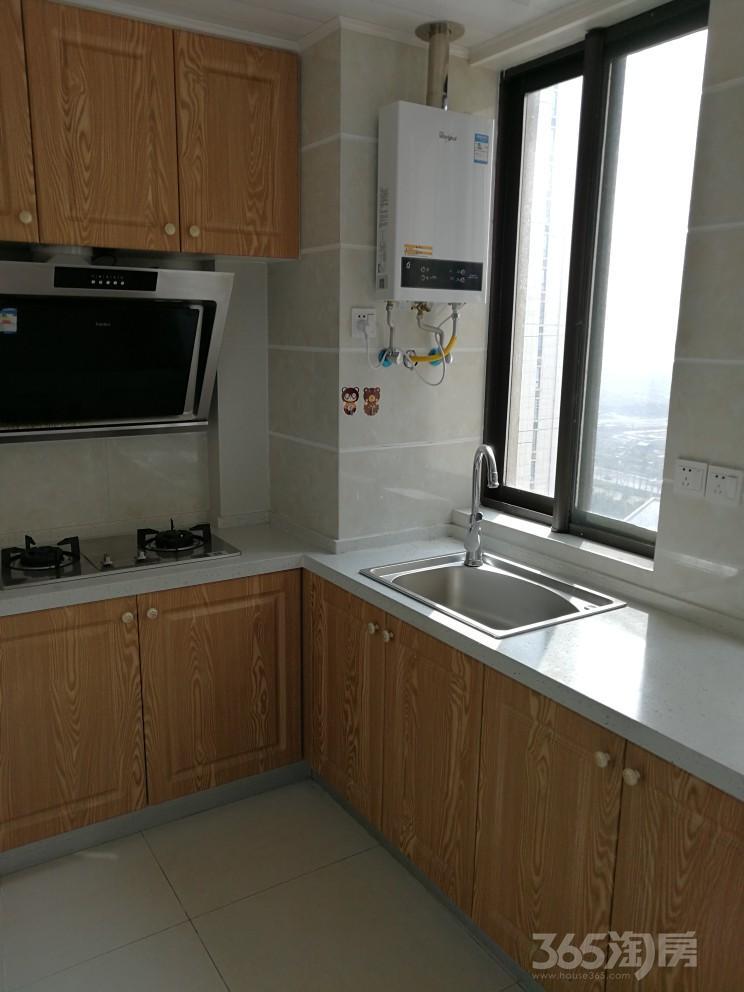 东方万汇城1室1厅1卫47.82平米2015年产权房精装