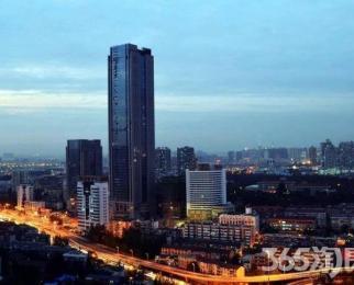 安徽国际金融中心精装223.00�O出租(电梯口成套办公