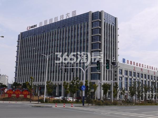百合燕山公馆 心里程科技大厦 201805