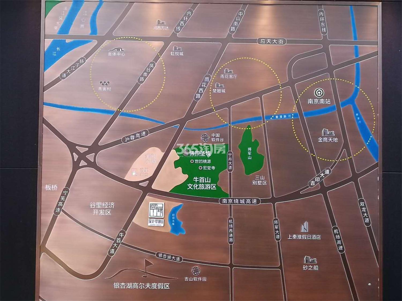 瑞安翠湖山交通区位(6.18)