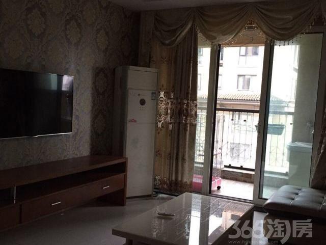 百合海韵苑2室2厅1卫80㎡整租精装