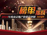 2018南京地产价值总评榜