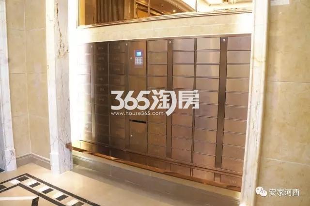金隅紫京府1、2、3#交付实景图(9.20)