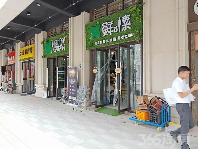 槐树店双边街旺铺出售!带租约《生鲜超市》收益稳定!