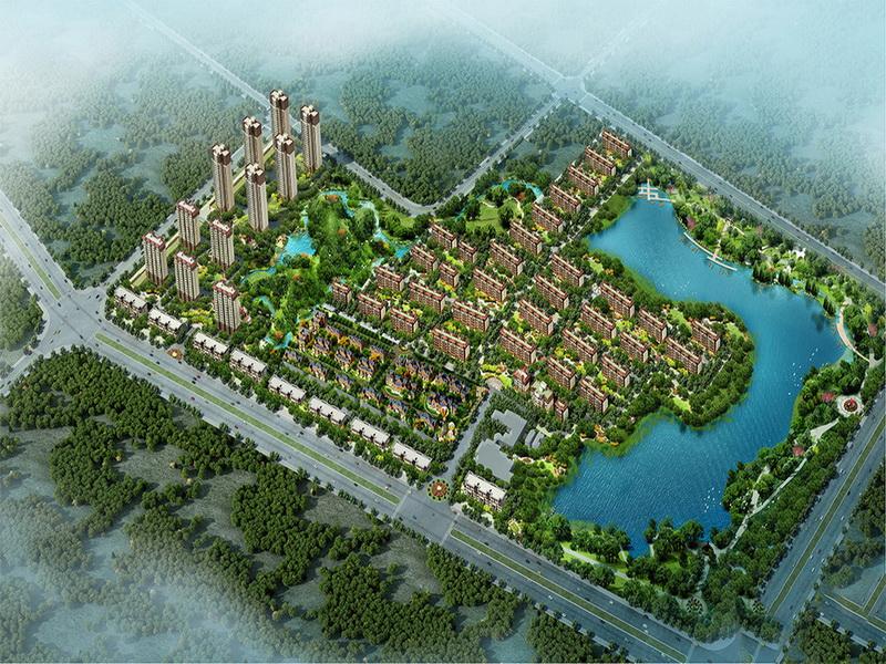 碧桂园莫奈的湖