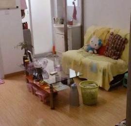 张公桥小区1室1厅1卫53.15平方产权房简装