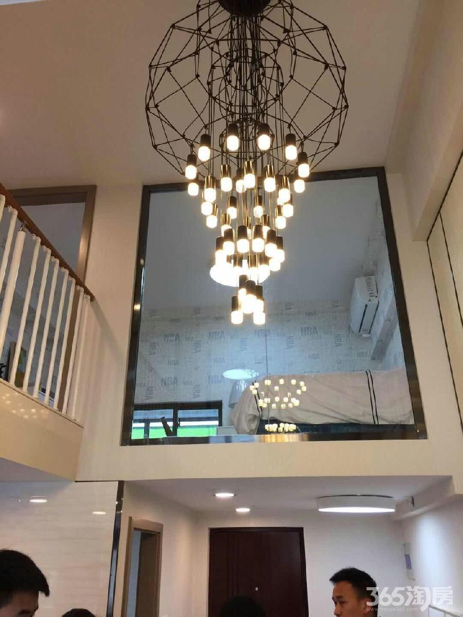 滨湖区文化旅游城,4.5米挑高买一层用二层,双钥匙,精装公寓