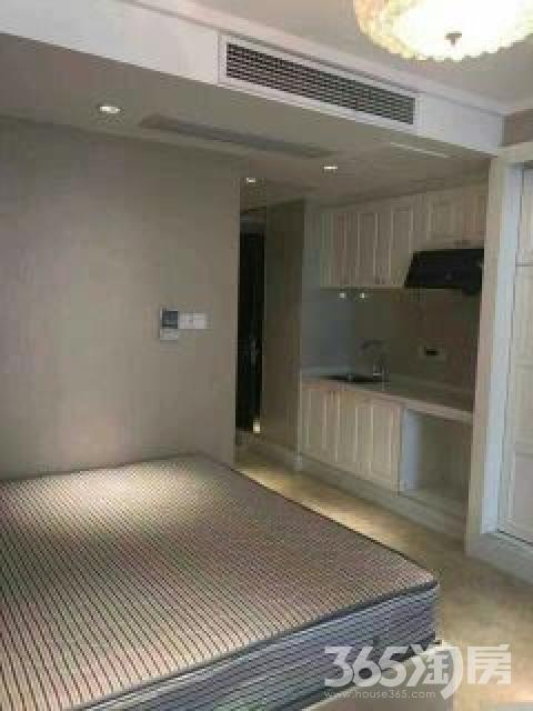 保利中央公园3室2厅1卫45平米整租精装