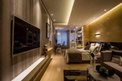 江北新区核心 双地铁 世界第三栋垂直森林旁的高端公寓