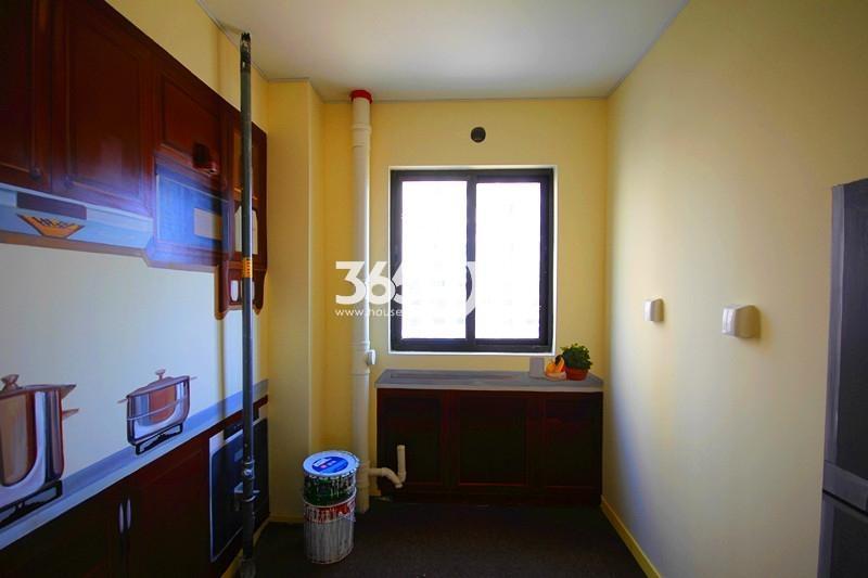 雅居乐国际花园B3户型125方样板房——客厅