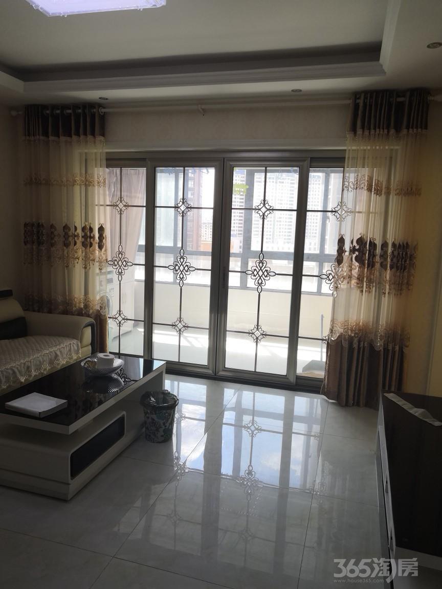 朝辉东方城3室2厅1卫109平米2014年产权房精装