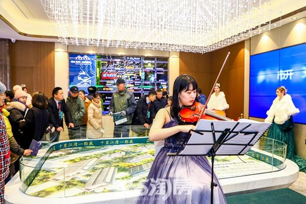 怡康江郡|营销中心开放|项目户型