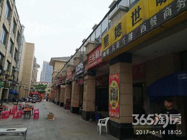 万达广场旁金科天籁城商业街纯一层现铺发售!