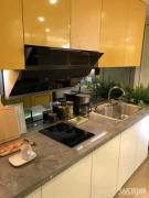 长泰国际公寓买一层送一层 一楼带花园