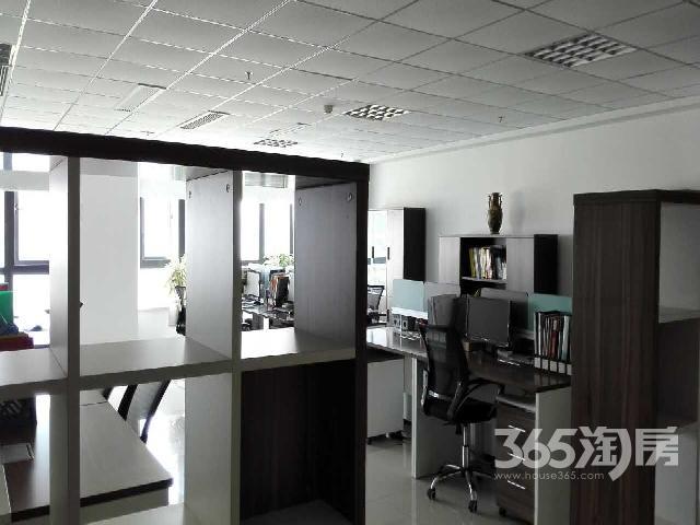 创美华彩国际320.00�O可注册公司整租精装