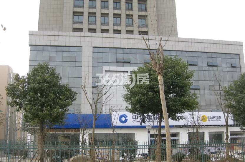金科半岛壹号周边银行(2018.4.23)