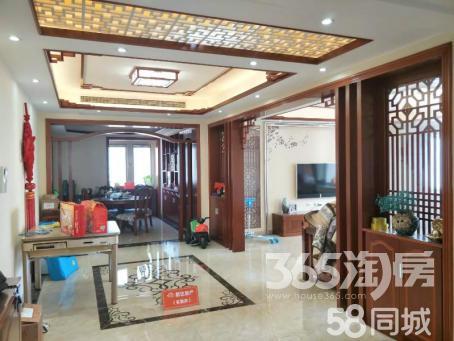 龙湖印象4室2厅2卫192平方产权房豪华装