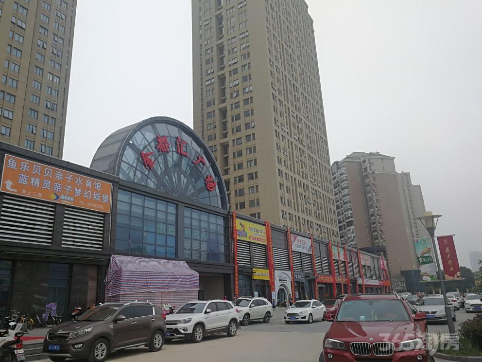 浦口区桥北金都汇美食广场租房