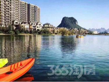 桂林麓湖,热销楼盘,地理位置优越,养老生活首选!