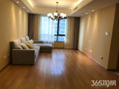 仁恒江湾城三期 豪华装修稀缺四房 满两年 一线江景房