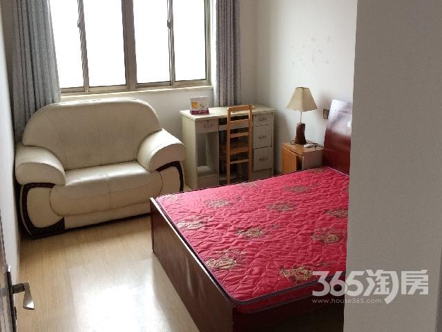 吴江新湖明珠城2室2厅1卫86㎡整租精装