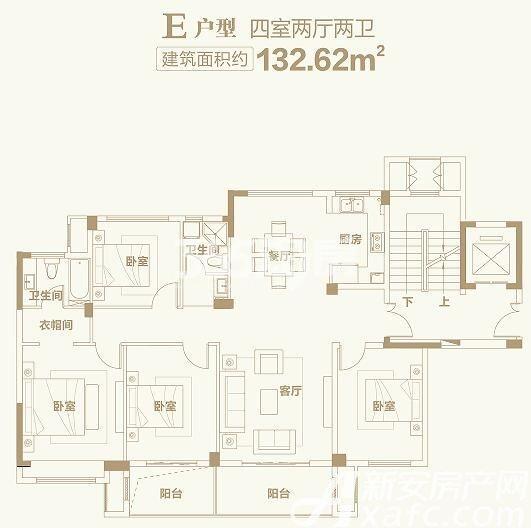 祥生东方樾户型图