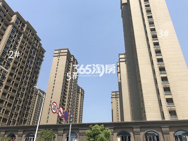 中电颐和府邸2、3、5号楼进展(9.22)