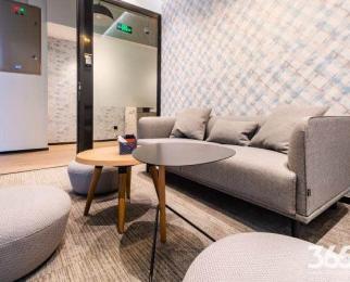 豪华装修 全套办公家具 价格含物业费网络费 随时能看 德