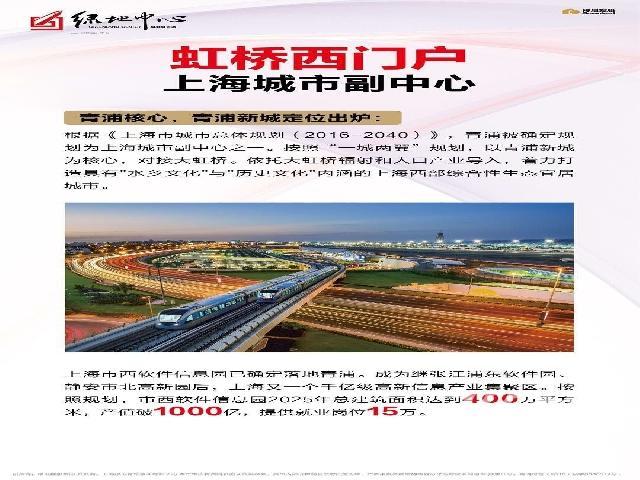 香花桥绿地浦汇中心地铁1.5公里loft公寓55万起