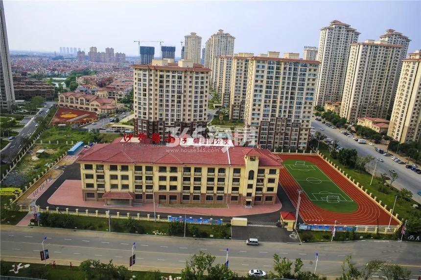 碧桂园凤凰城实景图