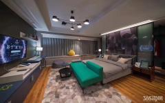 中央公园对面 金科米兰 精装公寓 智能家电